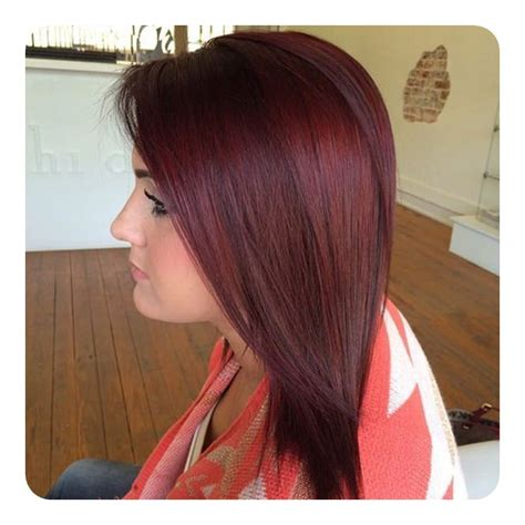 photos of bobbed hair with bold highlights 72 stunning red hair color ideas with highlights