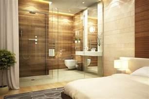 Attrayant Modele Salle De Bain Douche #5: modele-douche-a-l-italienne-qui-se-fond-avec-la-chambre-a-coucher-resized.jpg