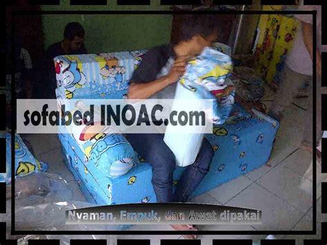 sofa kasur lipat spesialis sofabed inoac