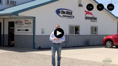 kevin meyer gemba academy new gemba academy videos in the ditch towing products gemba academy