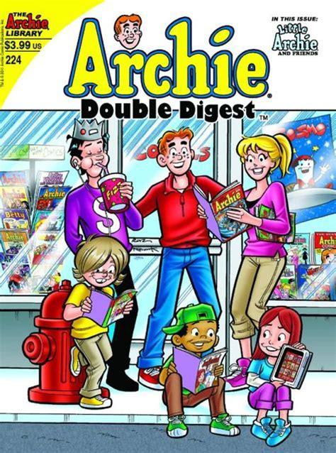 Archie Digest 224 archie digest 224 fresh comics