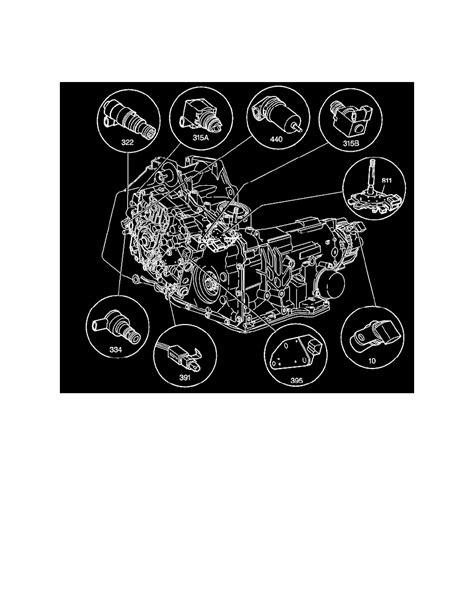car engine manuals 2006 buick rendezvous transmission control buick workshop manuals gt rendezvous awd v6 3 5l vin l 2006 gt transmission and drivetrain