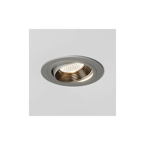 Spot Light Ceiling Astro Lighting 5692 Aprilia Adjustable Led Ceiling Spotlight In Aluminium Finish