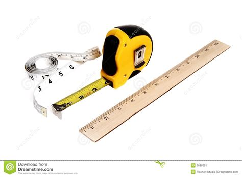 Home Remodel Design Tool different type of rulers stock image image 2086091