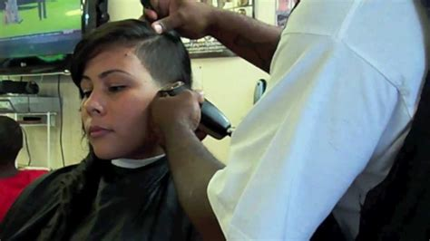haircut design 1 shaved side hairstyle youtube shaved haircut designs for women short hairstyle 2013
