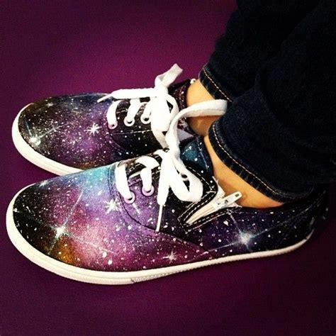 diy galaxy shoes galaxy shoes diy diy