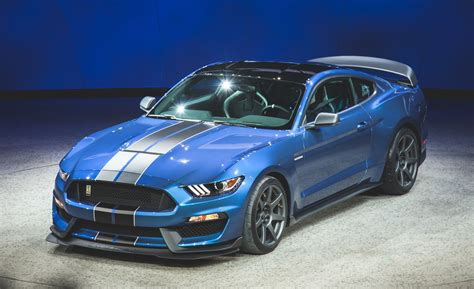 Post Collision Safety System by 2016 Ford Shelby Gt350 Vin 1fa6p8jz1g5520373