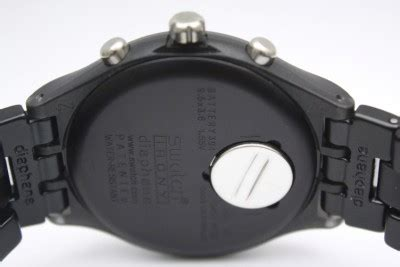 New Packing Afroskin Original Limited new swatch irony blooded smoky black chrono date