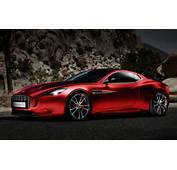 Aston Martin Vanquish Thunderbolt Concept 2 Wallpaper HD Car