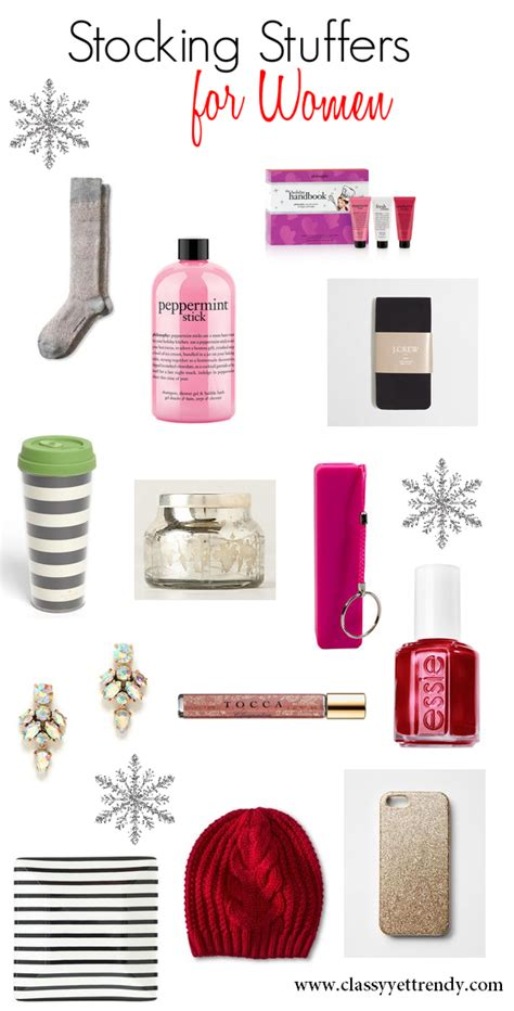 stocking stuffers for women stocking stuffers for women classy yet trendy