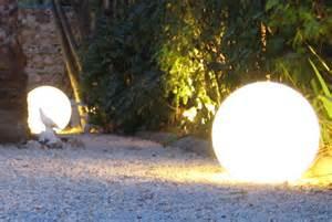 boule lumineuse ext 233 rieur photo 2 20 2 boules