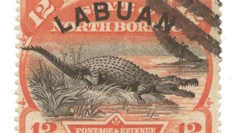 Weltgeschichte In Briefmarken Aus Einem Land Vor Unserer