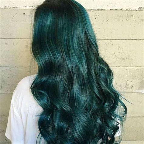 emerald hair color the 25 best green hair ideas on emerald