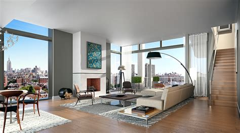penthouse con unique spectacular penthouses for sale in soho nyc one