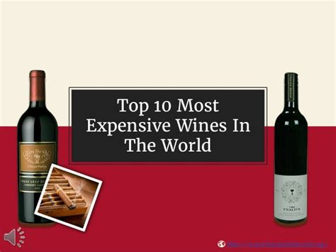 Would You Indulge In The Worlds Most Expensive Desserts 10 most expensive wines in the world