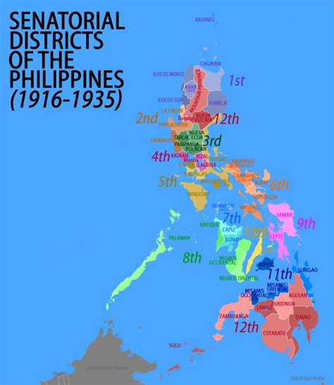 Or Philippines Senatorial Districts Of The Philippines