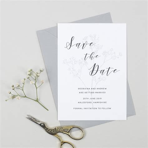 When To Send Out Wedding Invitations