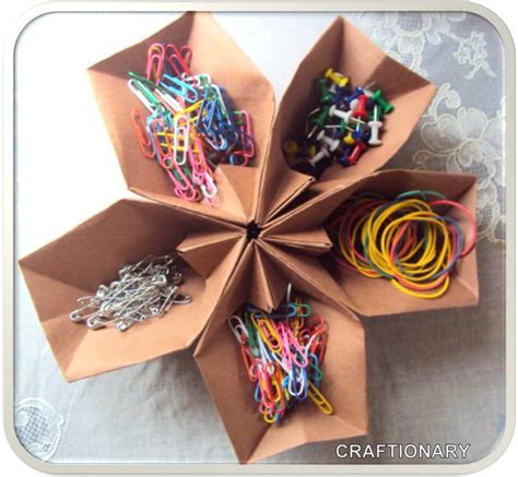 Useful Origami Things - craftionary