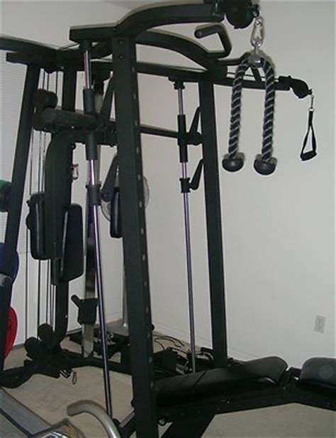 fitness gear ultimate smith machine ebay home