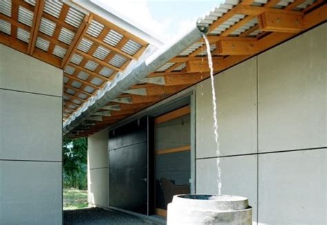 typography gutter butterfly roof with barrel this concept allows the maximum water harvesting from roof