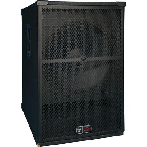 Speaker Subwoofer Peavey Peavey Sp118 Passive 18 Quot Subwoofer 03614820 B H Photo