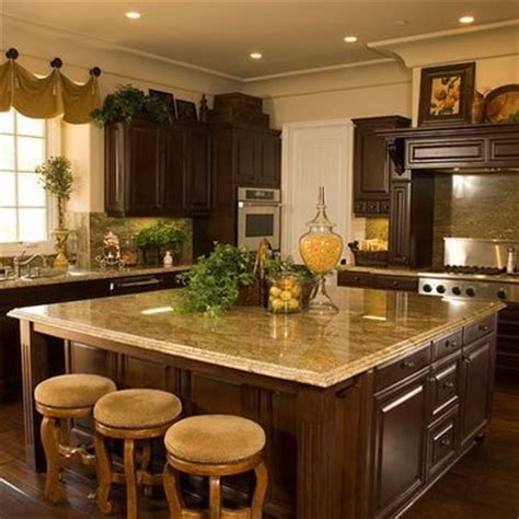 kitchen island decorative accessories tuscan kitchen decor kitchens pinterest