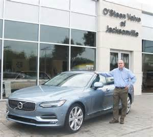Volvo Jacksonville A Swedish Makeover Volvo S90 Is Designed For The Modern