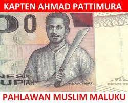 contoh biografi kapitan pattimura meluruskan sejarah kapitan ahmad pattimura lussy cari