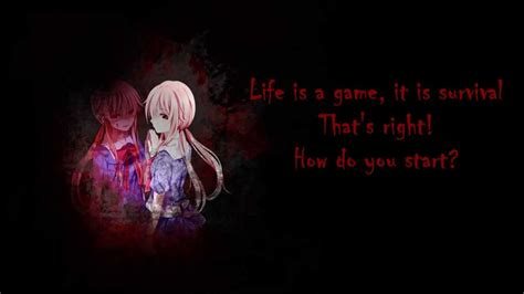 dead end game lyrics mirai nikki dead end lyrics full version youtube