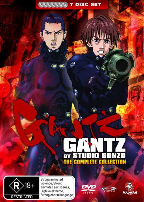 gantz complete gantz complete collection fatpack dvd madman