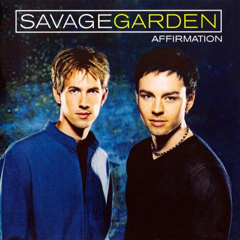 savage garden the animal song