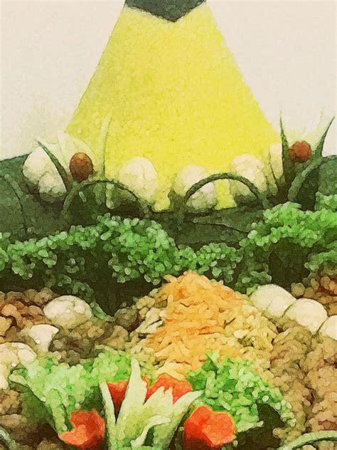 Membuat Nasi Kuning Untuk 50 Porsi | harga tumpeng untuk 50 orang arsip dapur hana