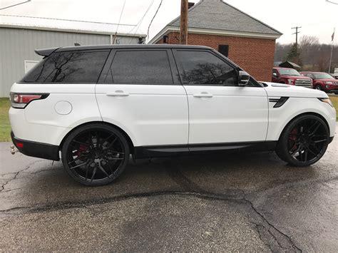 range rover rims 2017 range rover sport giovanna wheels bogota black giovanna