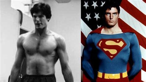 christopher reeve body transformation christopher reeve body transformation for superman youtube
