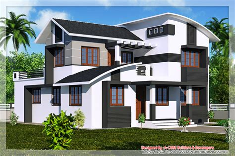 latest house design duplex villa kerala latest home designs superb houses and