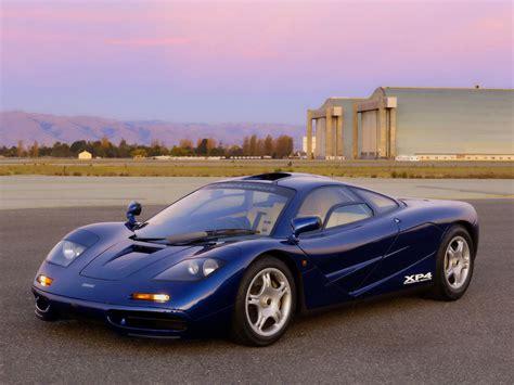 Mclaren F1 Xp4 by Mclaren F1 Xp4 1993