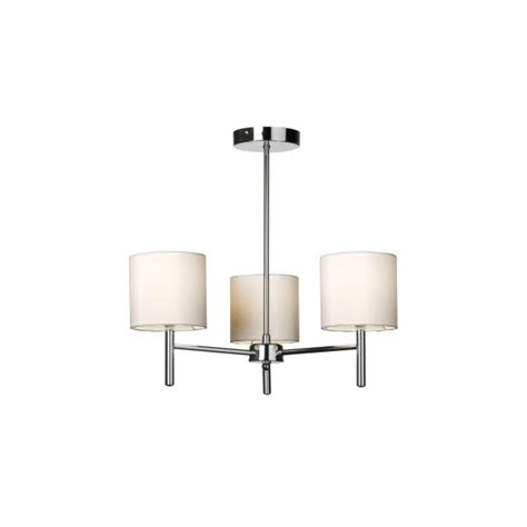 Endon Ceiling Lights by Endon Brio 3ch 3 Light Ceiling Light Endon Modern Chrome