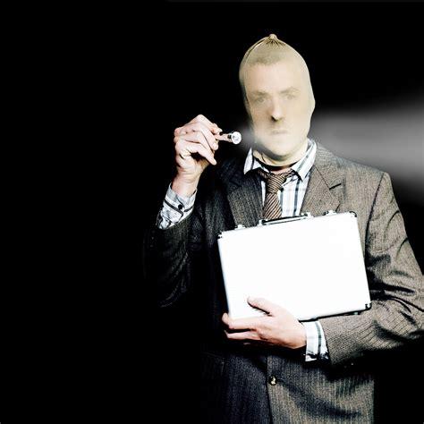 Portrait Of An Employee Fraudster