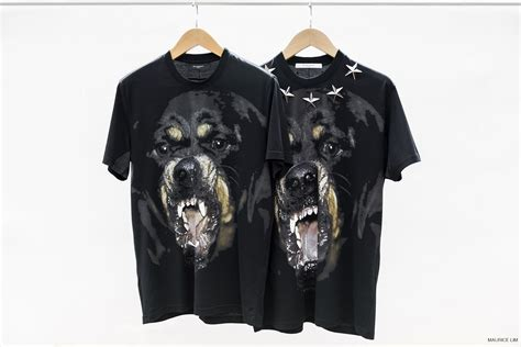 rottweiler t shirt givenchy rottweiler appliqu 233 print columbian fit t shirt second kulture