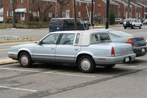 1992 Chrysler New Yorker by 1992 Chrysler New Yorker Information And Photos Momentcar