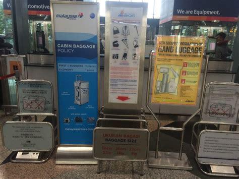 si possono portare liquidi nel bagaglio a mano zaino le regole bagaglio a mano