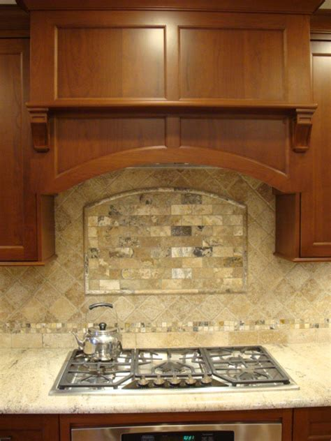 rustic backsplash tile walnut travertine antik onyx backsplash rustic