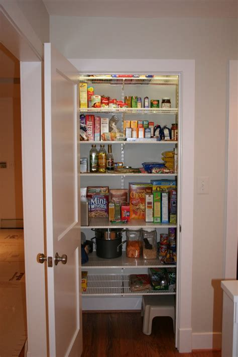walk in pantry shelving systems homesfeed