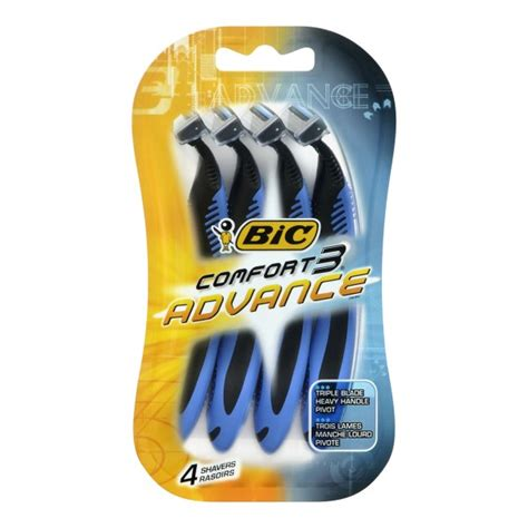 bic comfort 3 advance buy bic comfort 3 advanced razor in canada free shipping