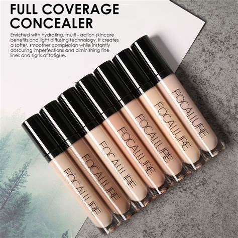 Focallure Concealer Cover focallure new cover concealer 7 colors