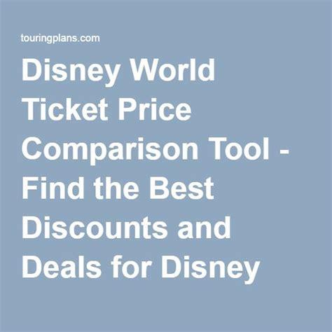 best ticket prices 25 best ideas about disney world ticket prices on