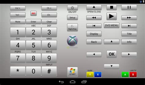 android ir ir remote xbox 360 android apps on play