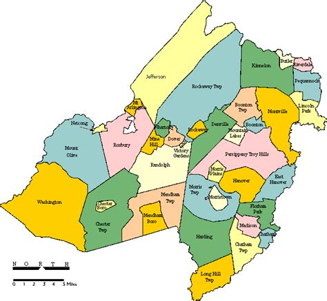 Find In New Jersey The Brian Lehrer Show Your Anecdotal Census Morris County Nj Wnyc