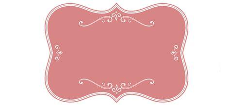 Bingkai Foto Frame Shabby ilustraci 243 n gratis marco de la color de rosa marco