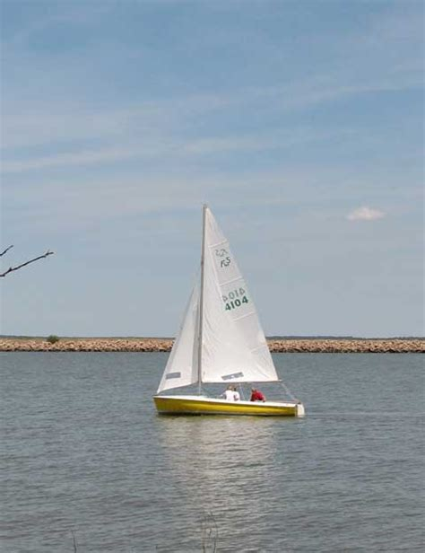 fiberglass boat repair wichita ks flying scot 1978 wichita kansas sailboat for sale from